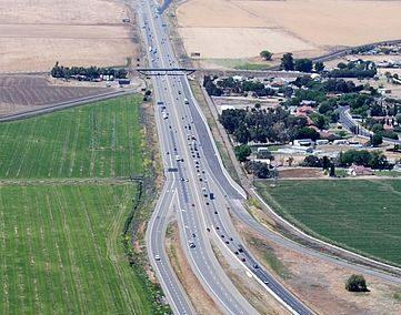 Interstate 205 Aux. Lanes