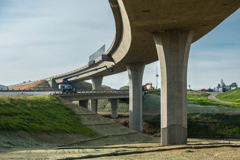 SR 160/SR 4 Interchange